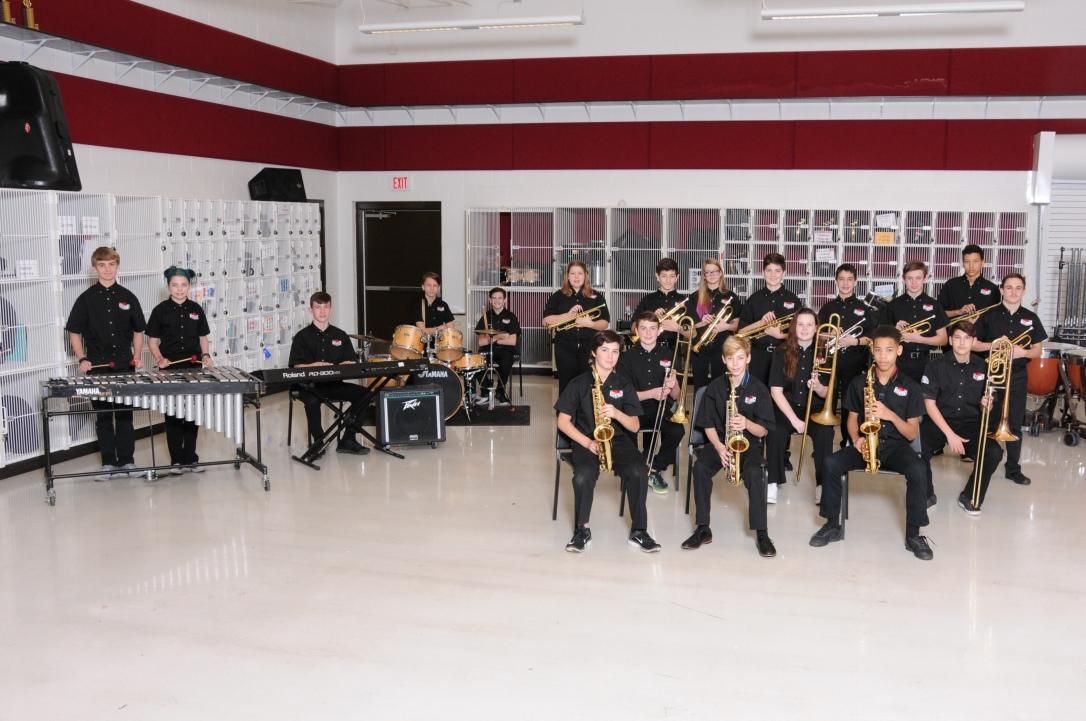 Jazz Band 2017-2018